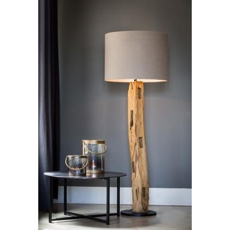Light & Living Stehleuchte Ø35x144 cm KARLOVO Holz