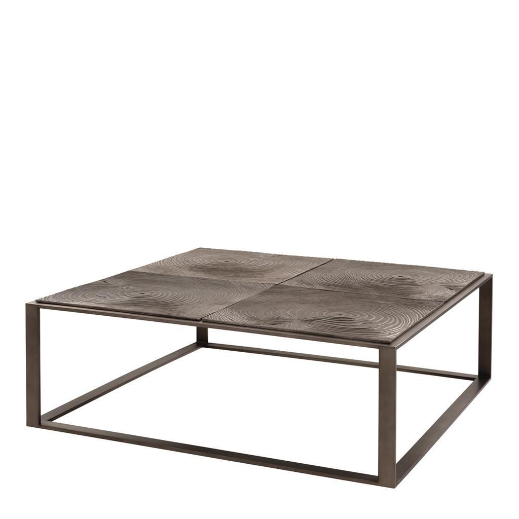 - Eichholtz Coffee Table Zino * Rose Bronze Finish - All You Really Need