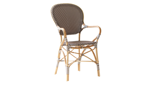 SIKA Design Isabell chair w/armrest