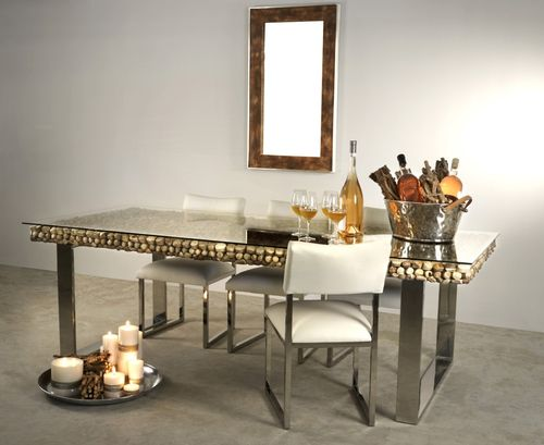 Migani ATLANTIC TABLE DRIFTWOOD 240*100 CM