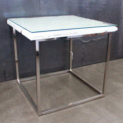 Migani CHILL WOOD WHITE TABLE