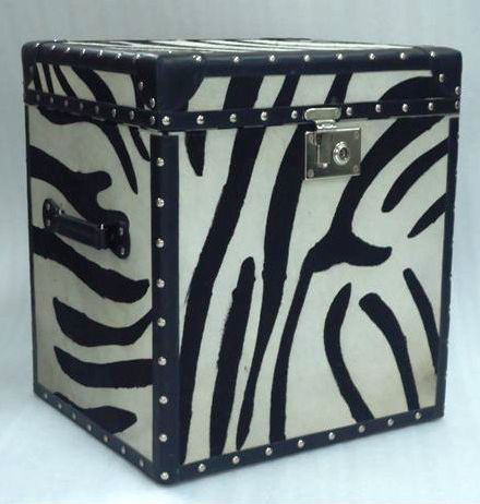 Hazenkamp Trunk Zebra