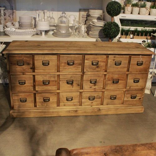 Migani ITALY CHEST OF 6X3 DRAWERS 170 cm