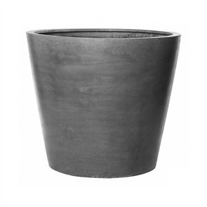 Pottery Pots Jumbo Bucket S, Grey