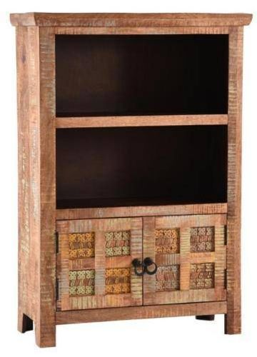 Jaipur Aravali 2 Door Small Book Case 123 85 35cm