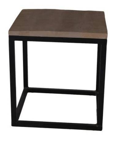 Jaipur Shipra Side Table  50 45 45 cm