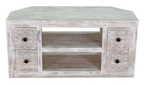 Jaipur Mandakini 4 Drawer Corner  Unit  50 108 45 cm