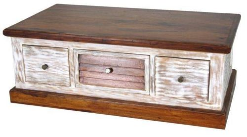 Jaipur Narmada 3 + 3 Drawer  Coffee Table Ww 40 110 60 cm