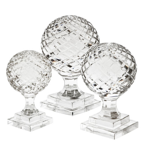 EICHHOLTZ Object Arabesque set of 3