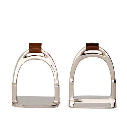 EICHHOLTZ Bookend Horse Shoe set of 2