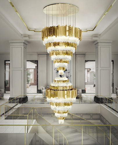 LUXXU EMPIRE XL CHANDELIER
