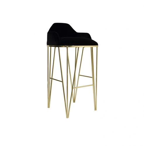 Bitangra Hurricane Bar Stool