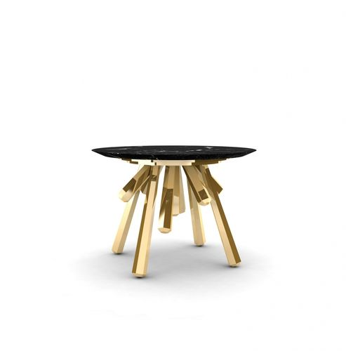 Bitangra Amber Side Table