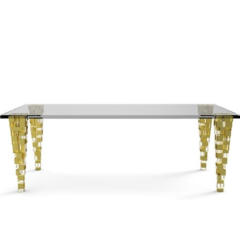 Bitangra Jinga Dining Table