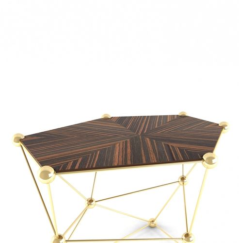 Bitangra Prim Side Table