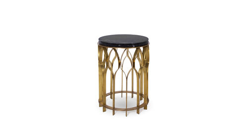BRABBU MECCA SIDE TABLE