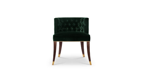 BRABBU BOURBON DINING CHAIR