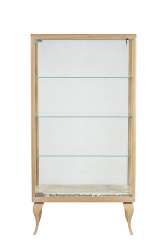 "Green Apple Cabinet w/LED Lighting ""Losanna"""