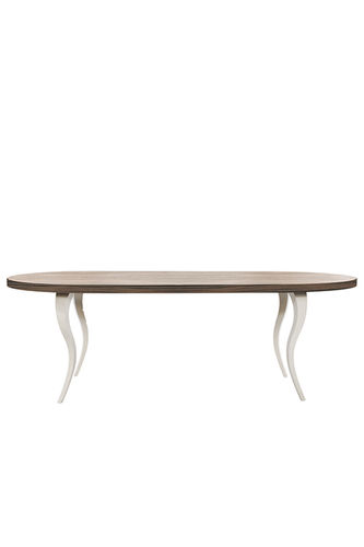 "Green Apple Oval Dining Table ""Bravo"" M"