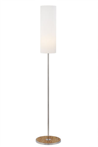 "Green Apple Floor Lamp w/Shade ""Niz"" kork"
