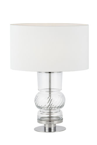 "Green Apple  Table Lamp ""Silva"""