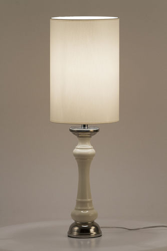 "Green Apple Table Lamp w/Shade ""Fiúza"""