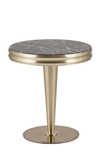 "Green Apple Side Table ""Glasgow"" black"