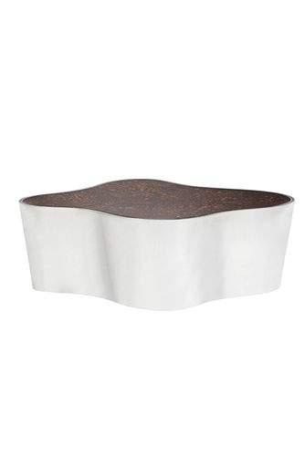 "Green Apple Coffee Table ""Iceberg"" brown"