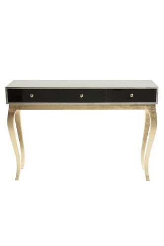 "Green Apple Console ""Gondola"" gold-black"