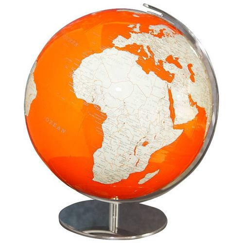 Columbus Artline orange - Ø 34 cm Swarovski Edelsteine