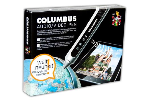 Columbus COLUMBUS AUDIO/ VIDEO PEN