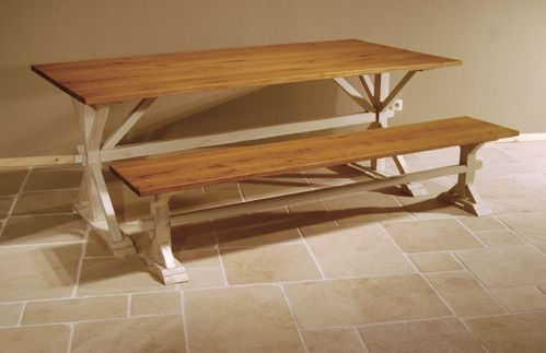Hazenkamp Farmhouse table kurz 90x100 Eiche