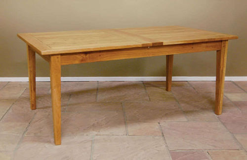 Hazenkamp Butterfly Extension Table Oak 180 auf 260 cm Eiche
