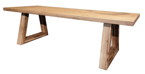 Hazenkamp Georgia table 240x100 cm natur effect Red Oak