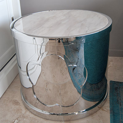 Hazenkamp Side Table Z-S 60x60x50 cm