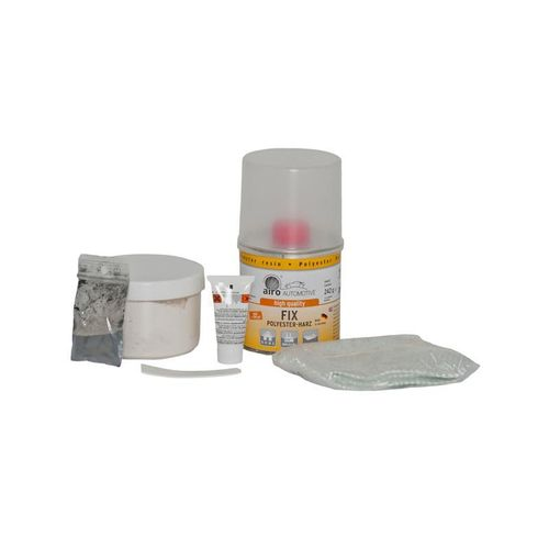 Pottery Pots *  Repair Kit 1 white