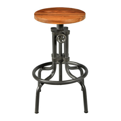 Hazenkamp INDUSTRIAL * Stool 60x60x50 cm