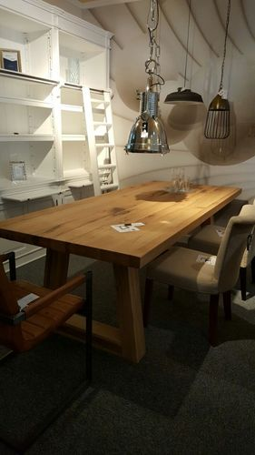 Hazenkamp Georgia Dining Table 240x100 cm natur effect Red Oak SHOWROOM