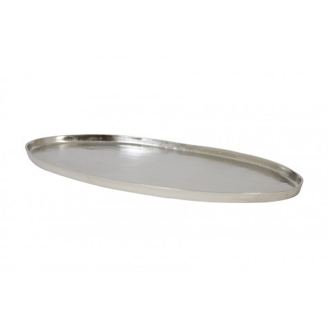 Light & Living Tablett 69x34x2 cm VARESE nickel