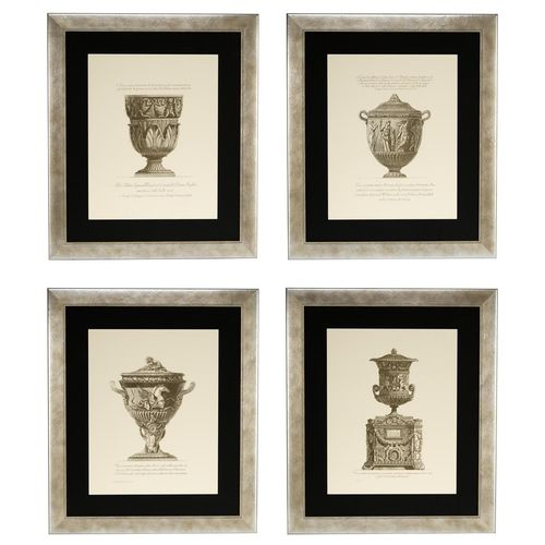 EICHHOLTZ Prints Giovanni Battista set of 4