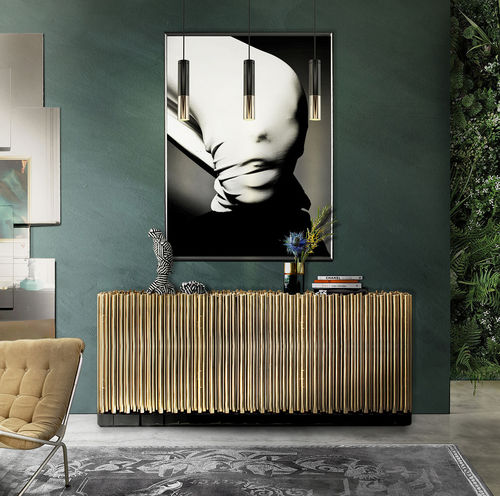 BOCA DO LOBO * SIDEBOARD Symphony 6 doors * in stock *
