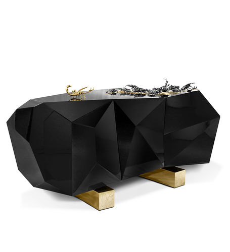 BOCA DO LOBO * SIDEBOARD Diamond * Metamorphosis