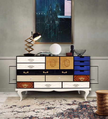 BOCA DO LOBO * SIDEBOARD SOHO * in stock *