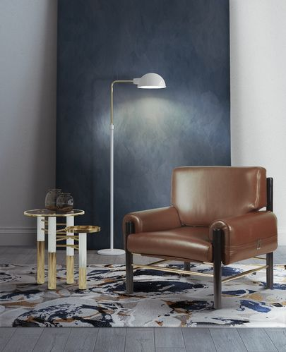 DelightFull HERBIE * floor lamp