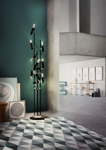 DelightFull IKE 10 * floor lamp