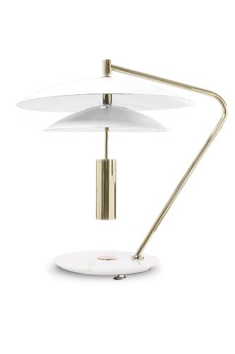 DelightFull * Tischlampe BASIE * Table Lamp