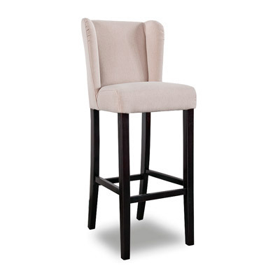 Hazenkamp Chair Bar Chair, Fabrics sand - moon