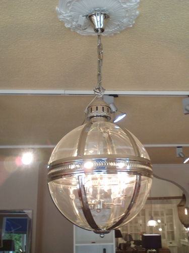Hazenkamp * Ceiling Lamp 43x43x63cm * SHOWROOM
