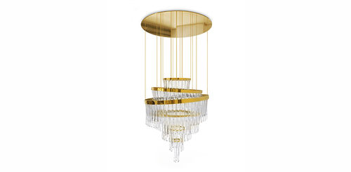 Maison Valentina * Babel Chandelier suspension lamp