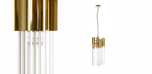 Maison Valentina * Burj Pendant suspension lamp